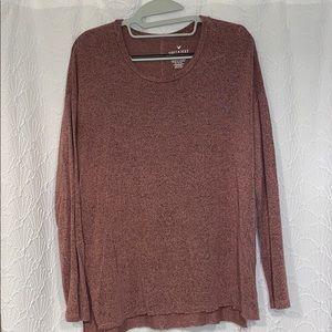 American Eagle light sweater